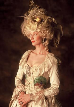 marie antoinette hairstyle. Marie Antoinette in Affair