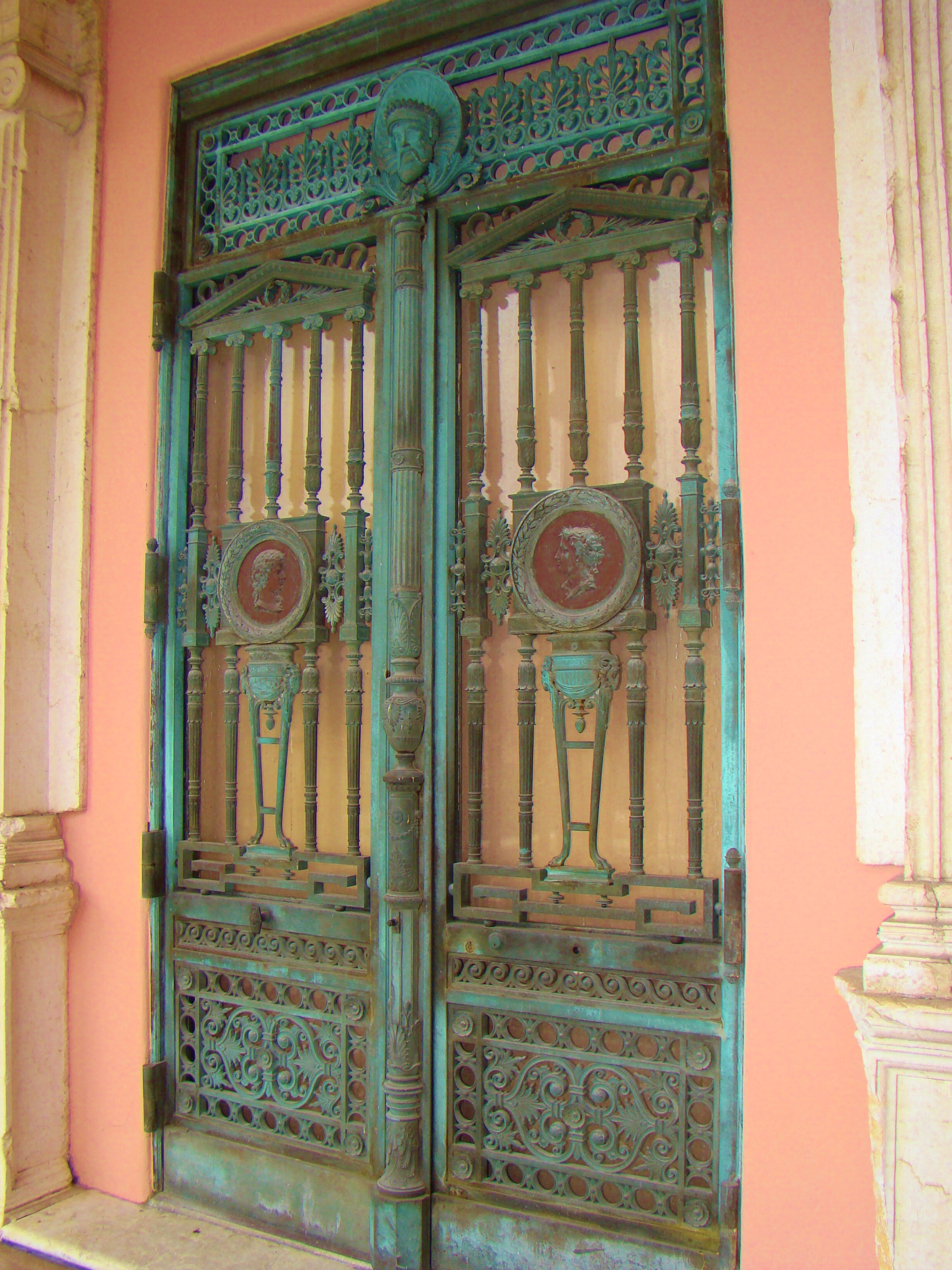 Nice Interstices (or What Other Folks Call Doors)