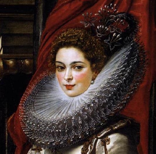England Lady Shop Wig 108
