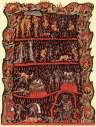 THE GARDEN OF DELIGHTS (Hortus Deliciarum)  c. 1180