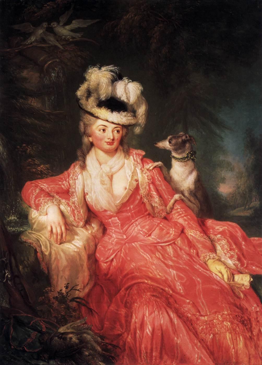 8fbb82634a0 A Seriously Naughty Portrait  Countess of Lichtenau