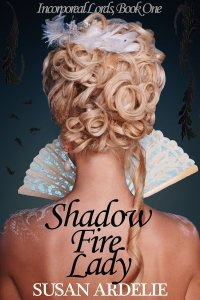 Shadow Fire Lady Cover