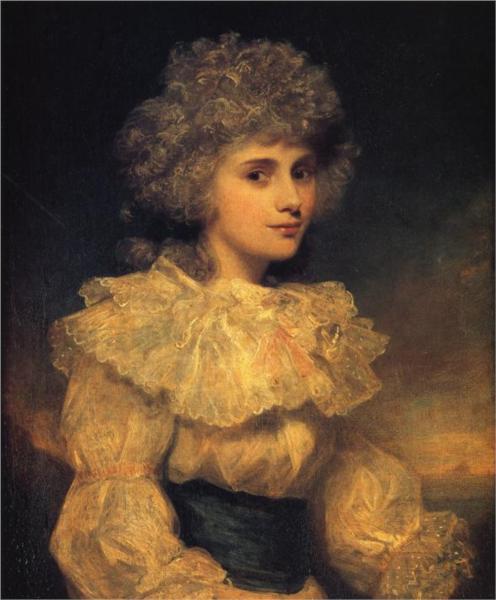 Lady Elizabeth Foster | Sir Joshua Reynolds | 1787