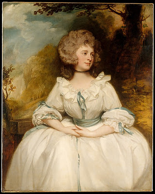 Lady Lemon by George Romney (1788)