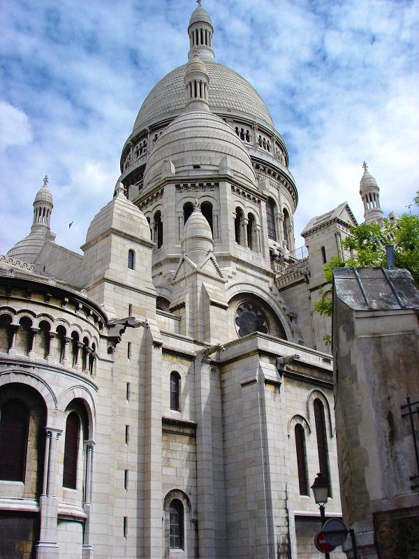 Sacre Couer, Montmarte, Paris