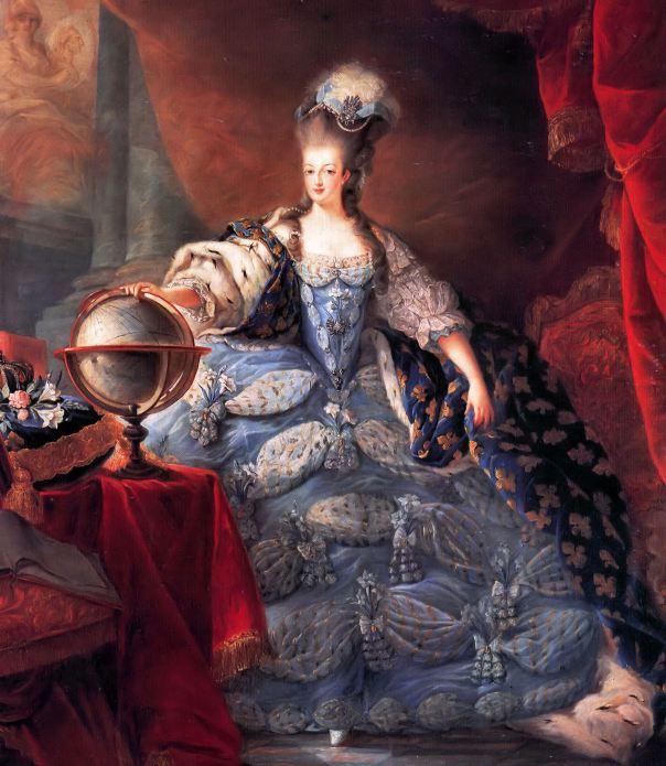 Marie Antoinette | 1775