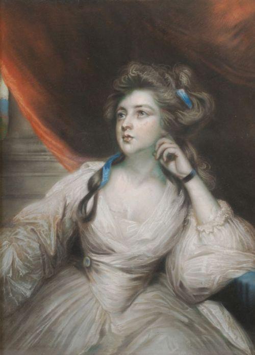 A model white complexion, 18th century