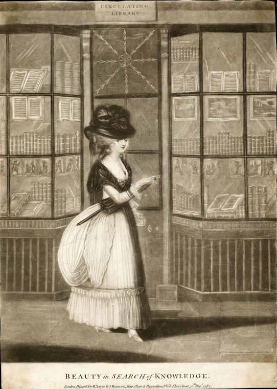 18th century mezzotint