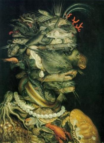 water giuseppe acrimboldo 1566