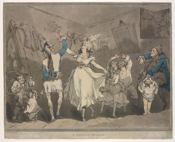 after Thomas Rowlandson