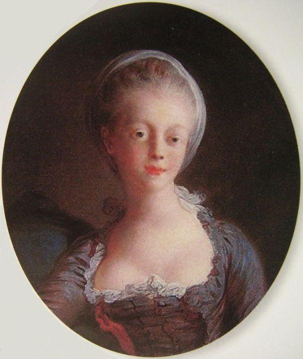 Rosalie Duthe by Jean Honore Fragonard