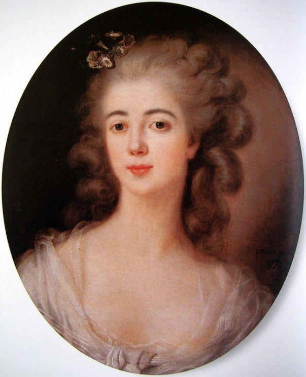 Rosalie Duthe by Lie Louis Perin-Salbreux