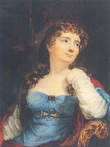 Anne Isabella Byron by Sir George Hayter (1812)