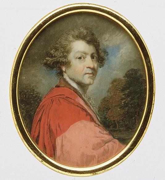 Archibald Robertson by Sir Joshua Reynolds (1786-91) (c) Met Museum