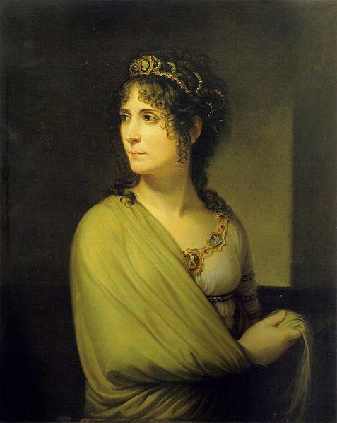 Empress Josephine by Andrea Appiani (1808)
