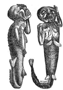 The London Mermaid, 1822